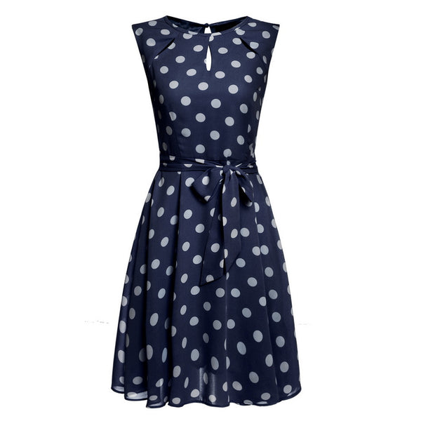 Dot Summer Dress