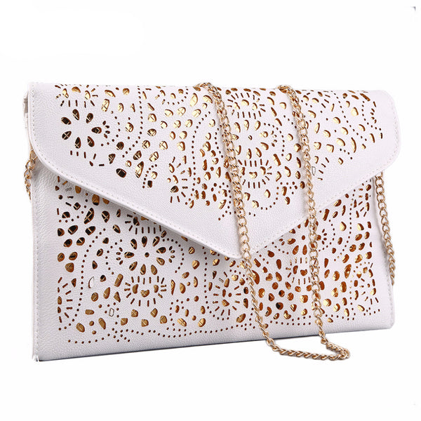 Shoulder Designer Clutch