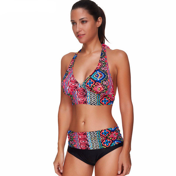 Push Up Brazilian Bikini Set