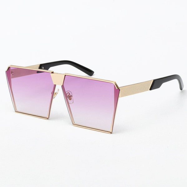Unique Oversize Vintage Sunglasses