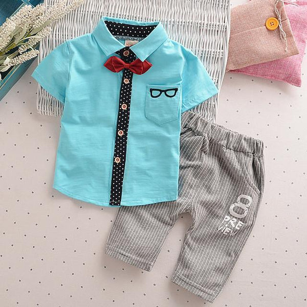 Toddler Boys  Shirt and shorts