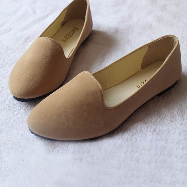 Casual Loafer flats shoes
