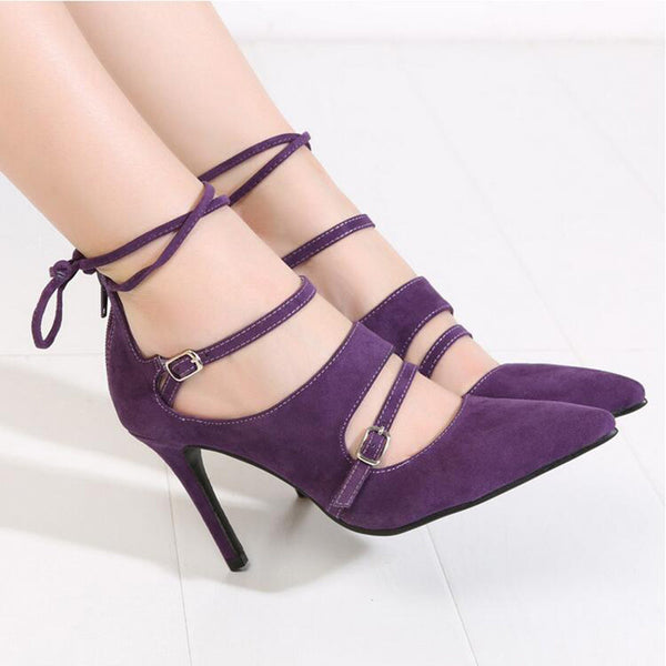 Pointed Stilettos High Heels