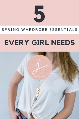 5 Wardrobe Essentials