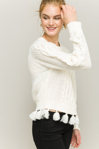 The Raina Sweater