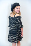 Lucy Jean Polka Dot Dress