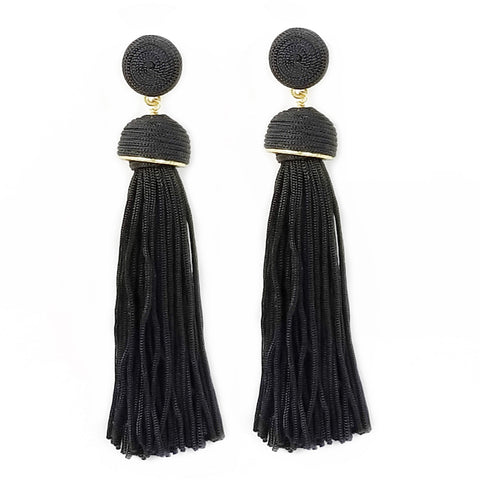 Valentine Tassel Earrings