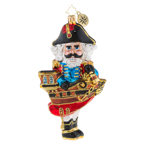 nutcrackers - Nutcracker Christmas Ornaments
