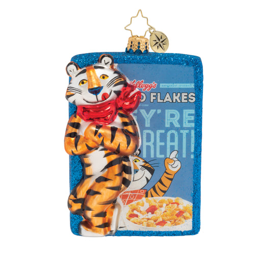 FROSTED FLAKES, THEY'RE GRRRREAT!