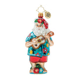 TROPICAL UKULELE SANTA