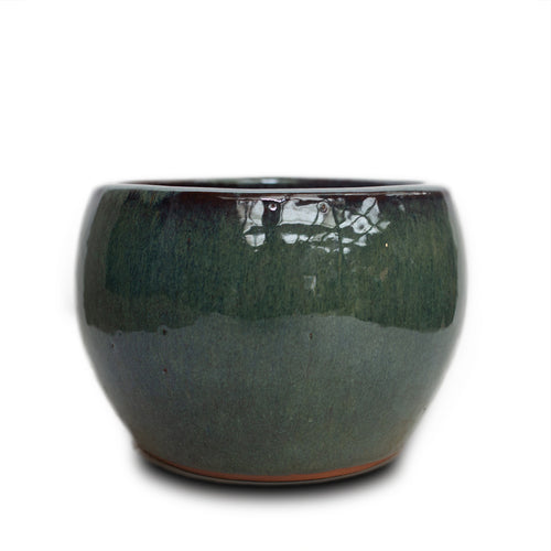 "Ball Pot 7"" (Forest Green)"