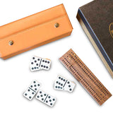 TOURNAMENT TRAVELER DOMINO SET