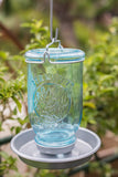 PERKY MASON JAR GLASS WATERER