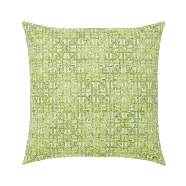 "20"" Gate Greenery Outdoor Pillow"