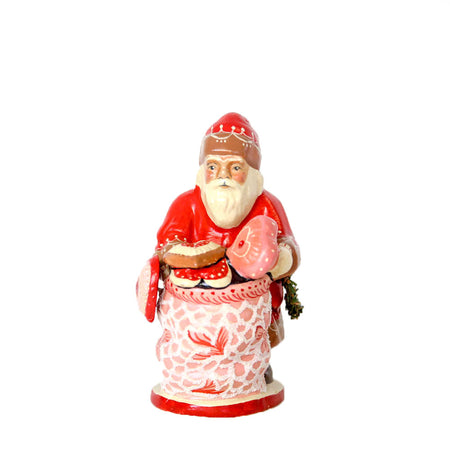 FRENCH FATHER CHRISTMAS WITH SACK