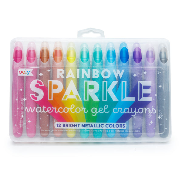 Sparkle Water Gel Crayons