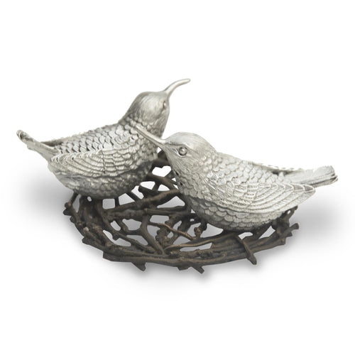 Hummingbird Salt & Pepper Shakers