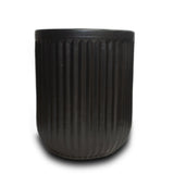 Tall Vertical Line Pot 12