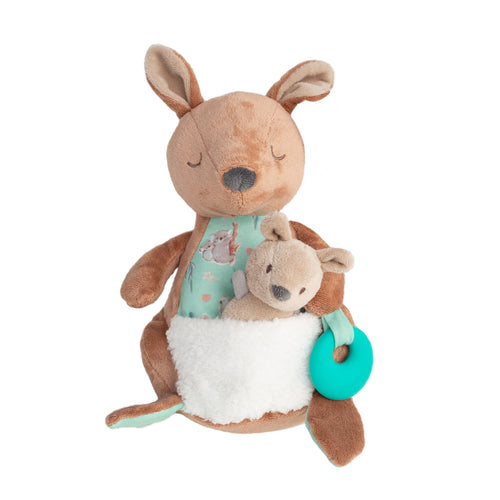 Kangaroo & Baby Soft Toy