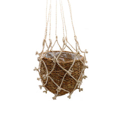 Masana Seagrass Hanging Basket