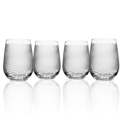 Cyclone Wine Tumbler Set