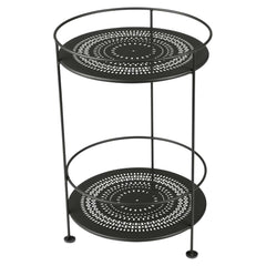 Guinguette Accent Table- Liquorice