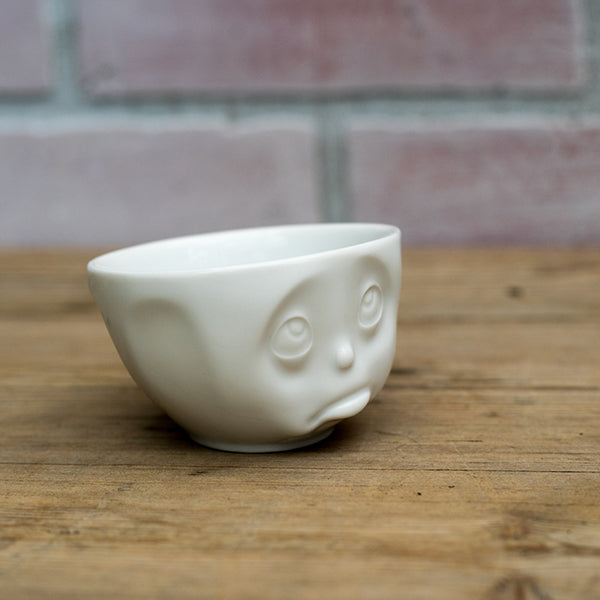PORCELAIN FACE DIPPING BOWL