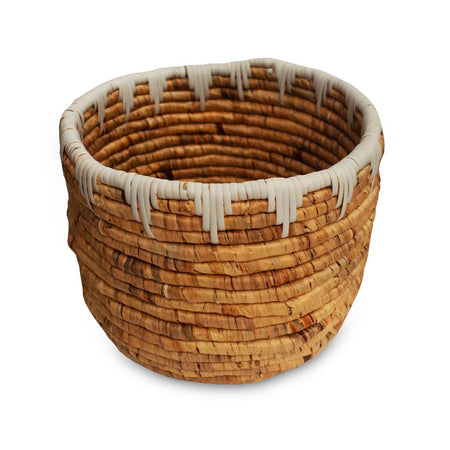 "14"" Patterned Basket"
