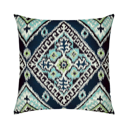 "20""x 20"" Thumbprint ""Aruba"" Outdoor Pillow"