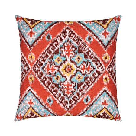 "17"" Spectrum ""Peacock"" Outdoor Pillow"