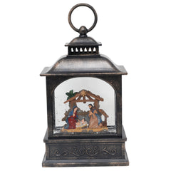 Nativity Water Lantern