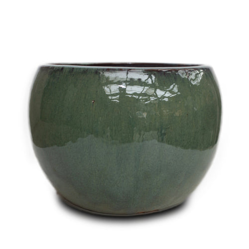 "Ball Pot 10"" (Forest Green)"