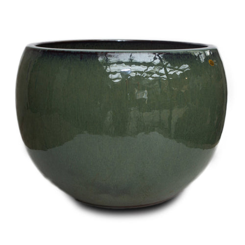 "Ball Pot 13"" (Forest Green)"