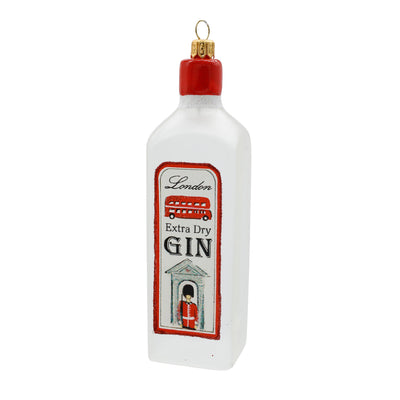 Gin Bottle Ornament