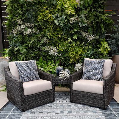 Sandlewood 2 Pc. Club Chair Set