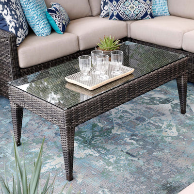 Sandlewood Rectangle Coffee Table