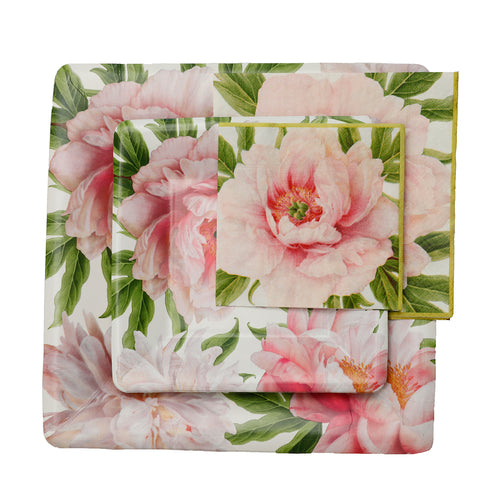 Blush Floral Paper Collection