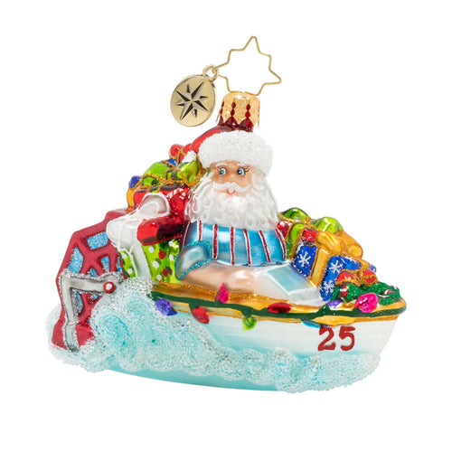 SPEED BOAT SANTA