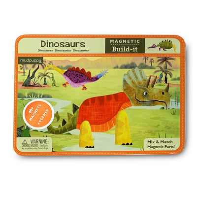 Dinosaurs Magnetic Play Set