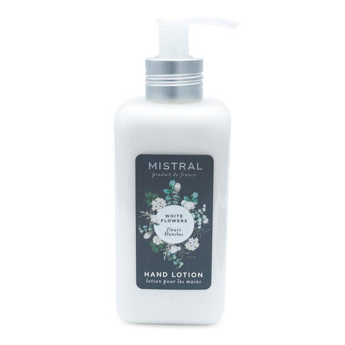 MISTRAL WHITE FLOWERS HAND LOTION