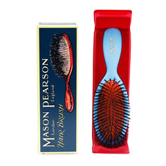 MASON PEARSON CHILDS BLUE BRISTLE HAIRBRUSH