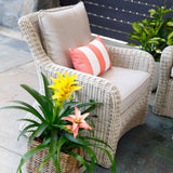 SAG HARBOR LOUNGE CHAIR  WITH CUSHIONS
