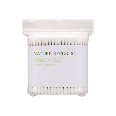 NATURE'S DECO MAKEUP COTTON SWABS - NatureRepublic USA