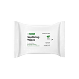 Aloe Antiseptic Sanitizing Wipes - 20 Sheets