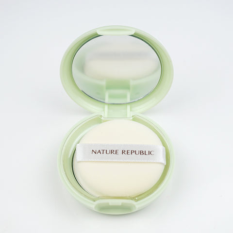BOTANICAL GREENTEA PORE PACT
