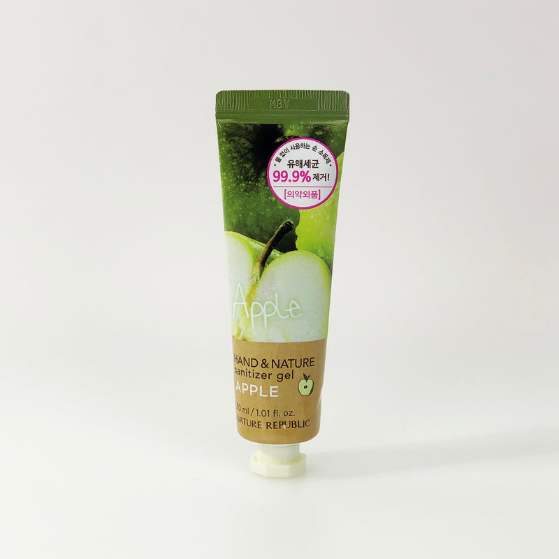HAND & NATURE SANITIZER GEL - NatureRepublic USA
