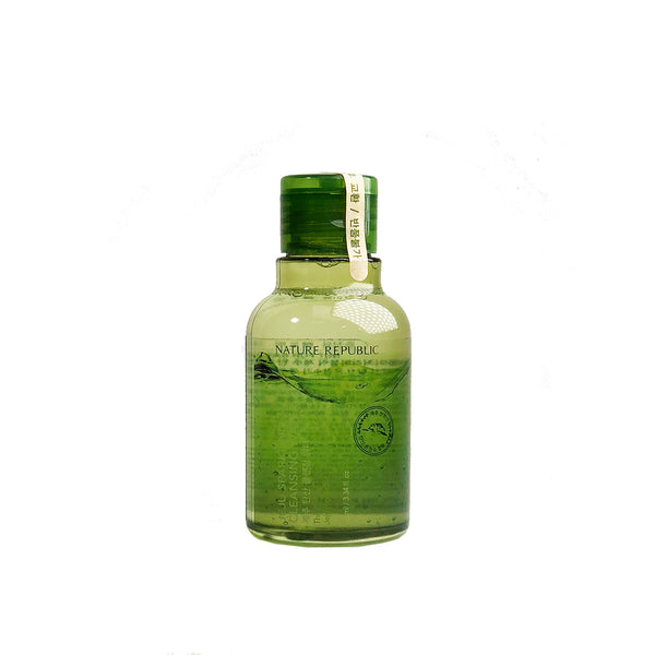 JEJU SPARKLING CLEANSING WATER TRAVELER SIZE (99ML)