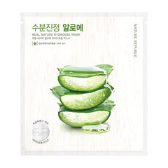 REAL NATURE ALOE HYDROGEL MASK - NatureRepublic USA