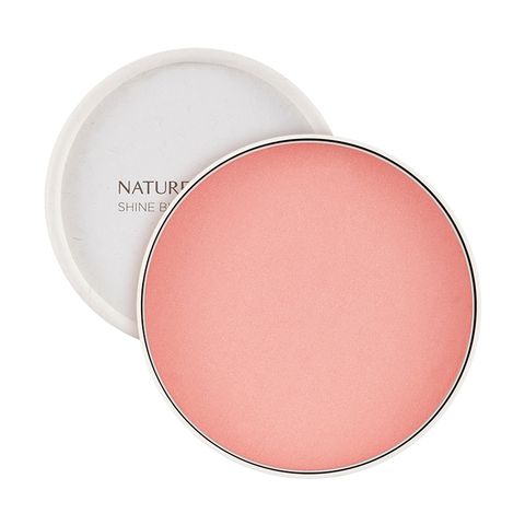 SHINE BLOSSOM BLUSHER 02 CORAL - NatureRepublic USA
