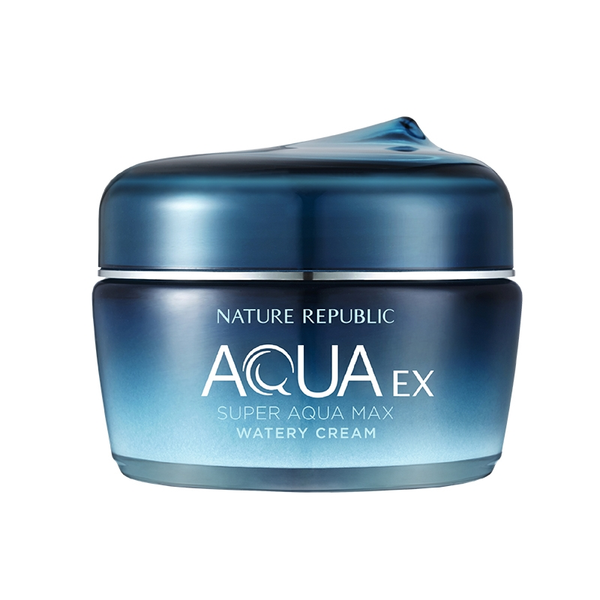 SUPER AQUA MAX EX WATERY CREAM - NatureRepublic USA